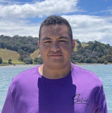 NCD Child Governing Council Member Andrew Lesa of Samoa