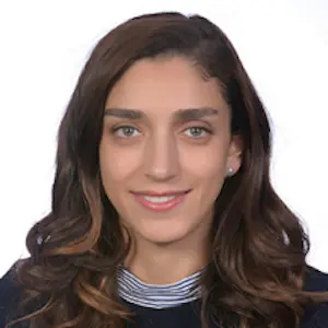 NCD Child Governing Council Member Hanin Odeh from Jordan