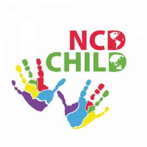 pre 2021 logo for NCD Child Organization