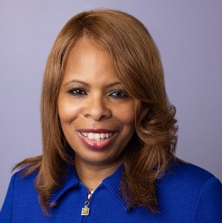 NCD Child Governing Council Member Tamera Coyne-Beasley from the United States of America