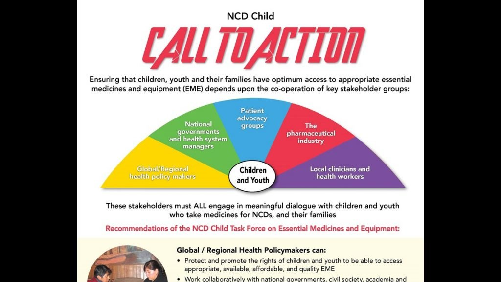 Call to Action: Essential Medicines & Equipment