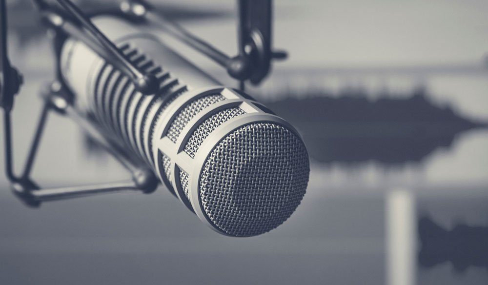 microphone for podcast