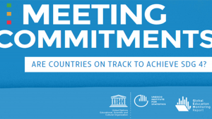 UN asks are countries on track to achieve SDG 4?
